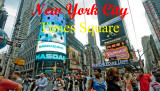 2011 - Times Square in New York