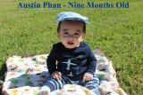 2011 - Austin Phan - Nine Months Old