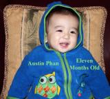 2011 - Austin Phan - Eleven Months Old