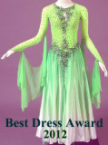 2012 - New Year - Best Dress Award