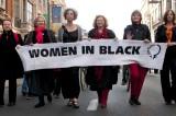 Vredesmars tijdens Vrouwendag 2011
