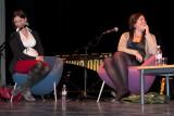 DSC_1755 Liesbeth Stevens en Eva Brems