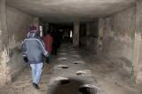 latrine in Birkenau