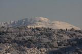 Schneeberg / snow on the mountain