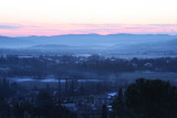 Morgens in Fayence / morning in Fayence