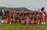 Newton Aycliffe Pipe Band