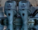Sheriffs River Patrol Boat