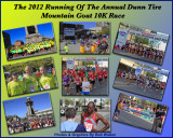 The 34th Annual Running Of The Dunn Tire Mountain Goat 10K Race Gallery