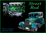 The Green Demon I Call This Street Rod