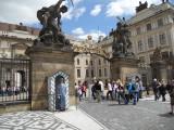 Prague Castle ..