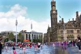 Olympic Torch in Bradford
