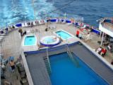 BLACK WATCH Aft  Deck Pool