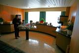 BLACK WATCH Braemar Tea & Coffee Area