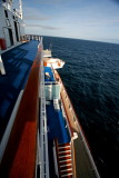 BLACK WATCH View from Top Deck