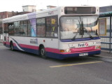 FIRST - (S638 XCR) @  Portsmouth