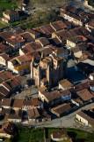 Eglise fortifiée de Simorre
