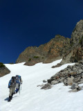 Hiking Up to Del Campo