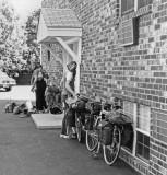 Start from the Sycamore St. Somerville, Massachusetts