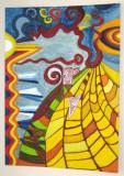 My Painting of Puerto Vallarta 2001