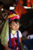 Northern Thailand Chiang Mai Longneck Tribes