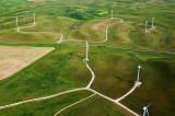 The wind mills