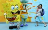 Sponge Bob and ...