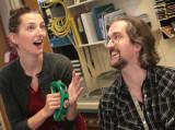 2011_08_02 CKUA Lunch Box Radio: Sarah Hoyles and Grant Stovel