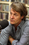 2011_10_04 Jim Cuddy with Monica Miller at CKUA