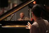 IMG_0781 Oliver Jones and Vijay Iyer, May 26