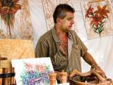 Olivewood seller