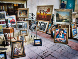Cash for Paintings