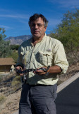 Here I am with a nice local Chain King Snake. A very gentle animal. L1054313.jpg