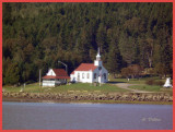Belliveau's Village ~ New Brunswick