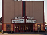 The Teche Theater for the performing arts.
