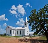 Trinity Lutheran Church, Fedor, TX