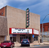 Ardmore,OK. The Local Theater Looks like it's closed now