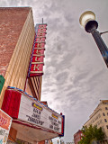 A second  look at the Hornbeck theater