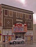 The Fox Theater on Broadway, Pittsburg, KS