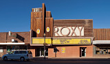 The Roxy Theater in the heart of downtown Shelby