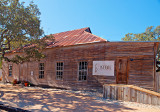 The Sisterdale Dance hall