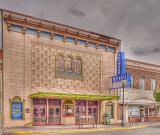 Willapa's Raymond Theater, Willipa. WA