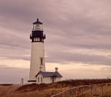 Yaquina head Lighthouse, view 4