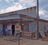 The local blacksmith and welding shop