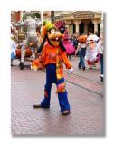 Goofy, Halloween Parade