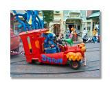 Stitch, Halloween Parade