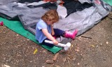 Camping with Mrs. Boo  5/25-5-26/2012