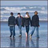 Walk on the Beach....
