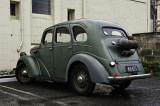 Steam powered Ford Prefect
