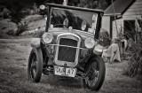 1929 Austin A7 Delivery Van