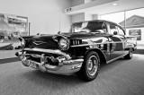 1957 Chevrolet 2-door Hardtop